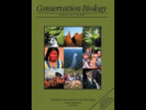 Conservation Biology (journal) | Wikipedia audio article