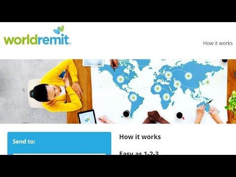 WorldRemit: How It Works