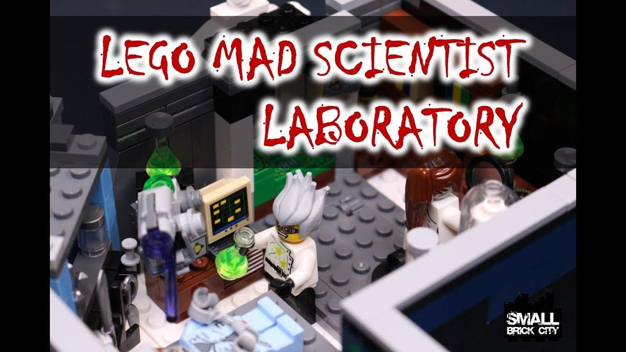 Get Lego Science Lab Gif