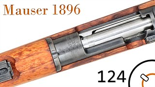 Small Arms of WWI Primer 124: Swedish Mauser 1896