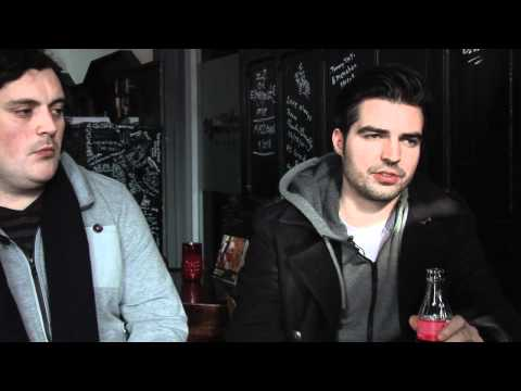 The Boxer Rebellion interview - Nathan Nicholson and Piers Hewitt (part 1)