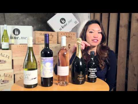 Wine Academy #3- What are the 5 types of wine? + Riesling 101