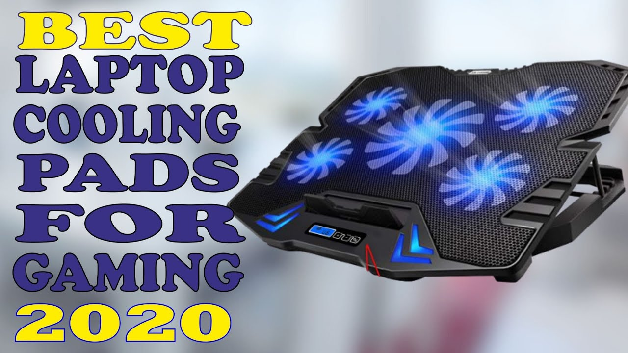 Best Laptop Cooling Pads For Gaming 2020