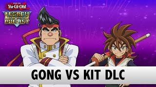Yu-Gi-Oh! Legacy of the Duelist DLC - ARC V Gong vs Kit