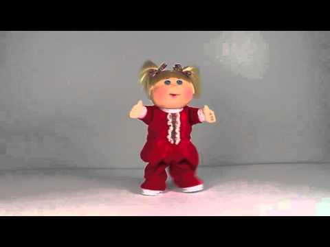 Cabbage Patch Kids Holiday Pajama Dance Party