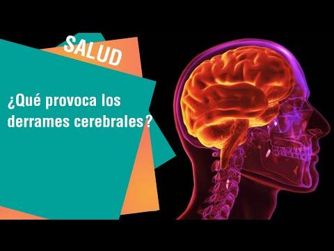�Qu� provoca los derrames cerebrales
