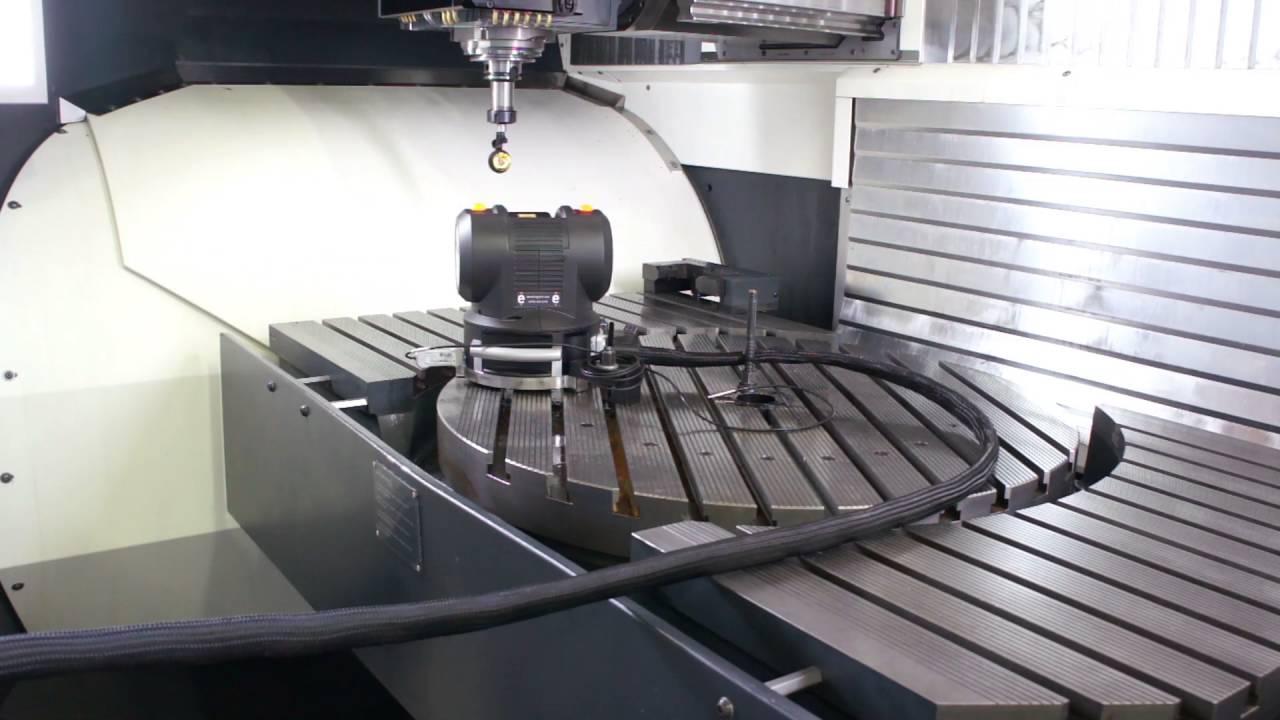 calibration of machine tools