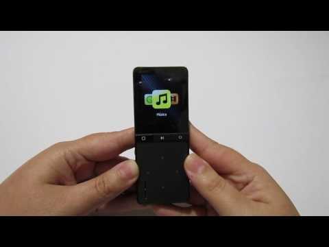 MP3 ONN W8 Lleva Tu Música, Videos, Fotos y Notas a Todos Lados De Manera Segura y Discreta
