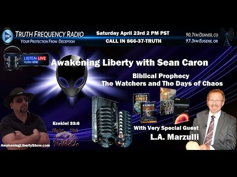 Hope and Spirit Filled Interview with L.A. Marzulli