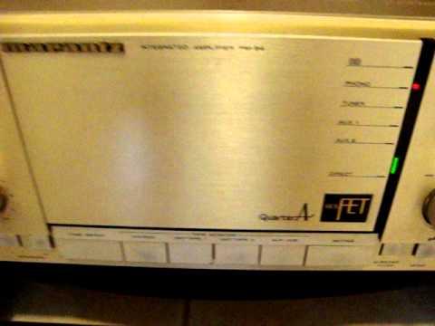 MARANTZ PM 94 LIMITED, MONITOR AUDIO RS6, SONY SACD SCD-222-ES