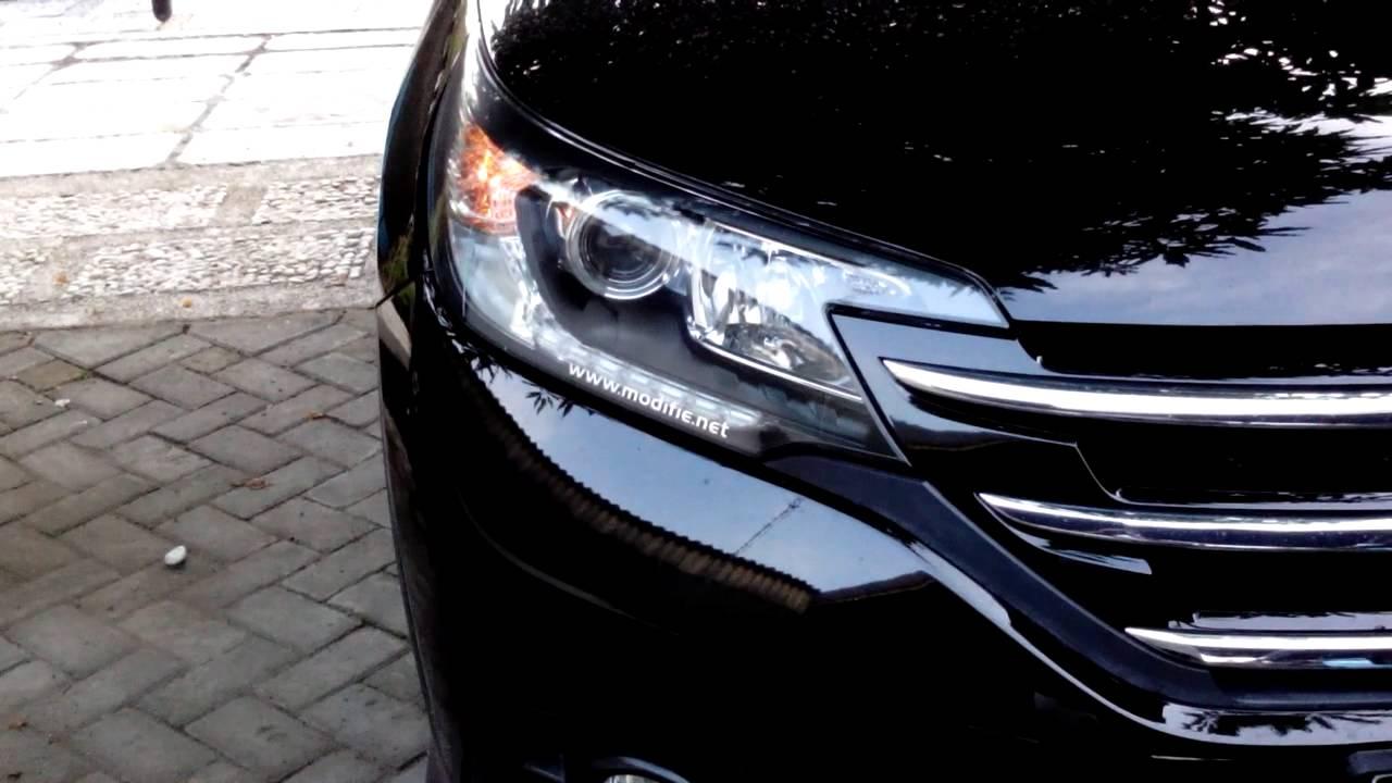 Koleksi Modifikasi Lampu Mobil Crv Terbaru | Modifotto