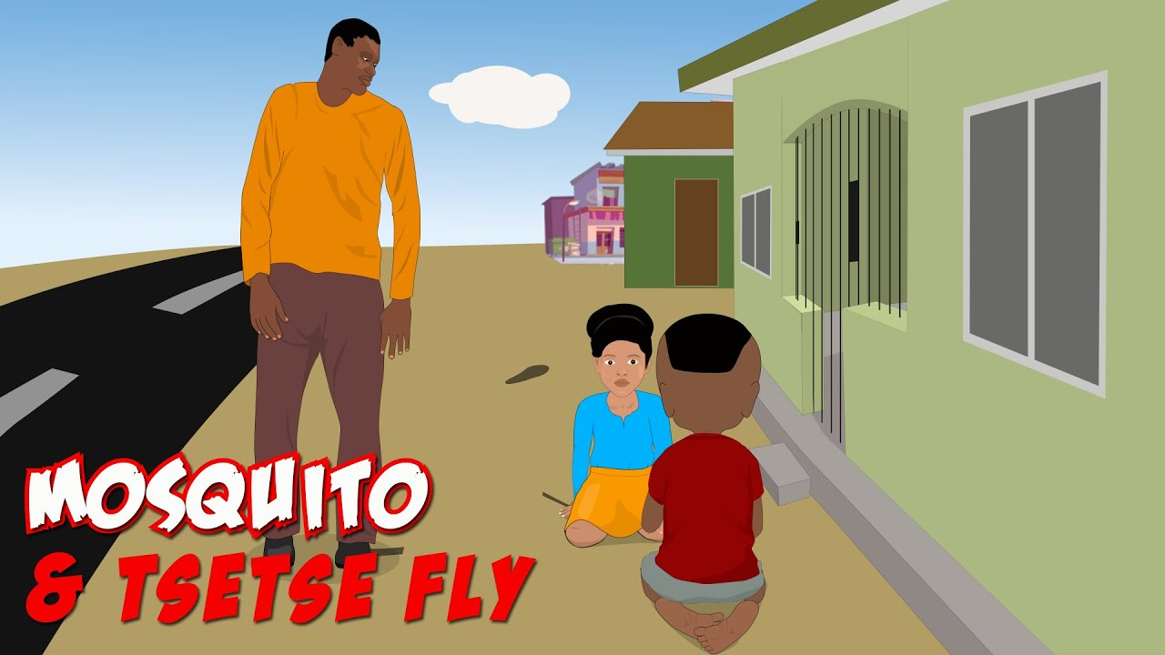 Download The Mosquito & The Tsetse Fly