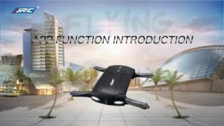 Tutorials_JJRC H37 6-Axis Gyro Foldable G-sensor Mini RC Selfie Drone