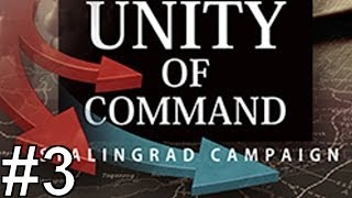 Case Blue Germany Axis | Unity of Command Stalingrad Campaign Lets Play Gameplay PC HD