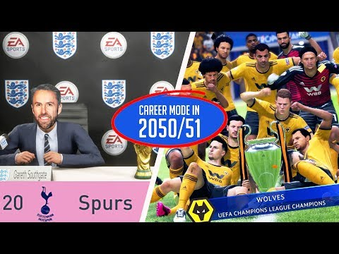 FIFA 19 Career Mode in 2050 - Crazy Cup Winners and Unexpected Relegations?! thumbnail
