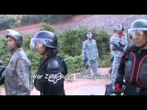 Qingdao Battle Field