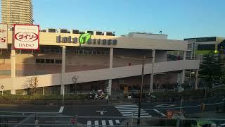 東武20050系にて日比谷線北千住から三ノ輪を行く