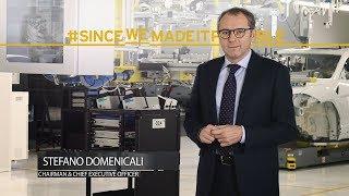 Urus: A Word from Lamborghini Chairman and CEO, Stefano Domenicali.