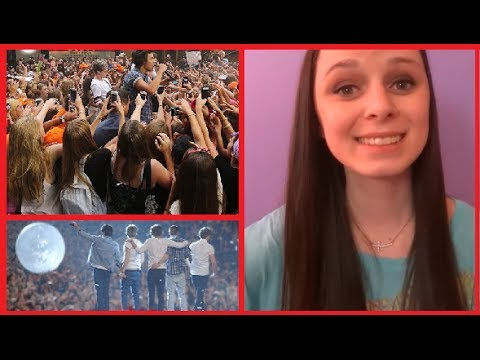 Surviving A One Direction Concert: Tips & Essentials