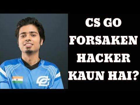 CS GO FORSAKEN CAUGHT CHEATING | Indian Player | Full Story In Hindi