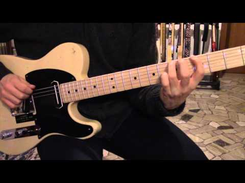 Chattahoochee - Brent Mason - Guitar Lesson