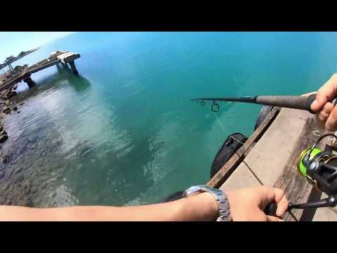 Fishing Hawaii Oahu Pt 1- Sand Island (Oio / Aha / Iheihe)