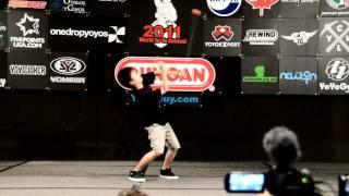 C3yoyodesign Present : World Yoyo Contest 2011 2A 1st Shinji Saito