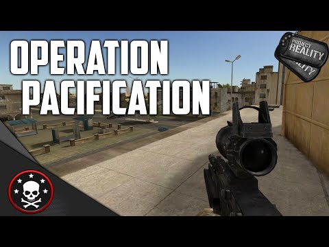 Project Reality v1.411 - Operation Pacification