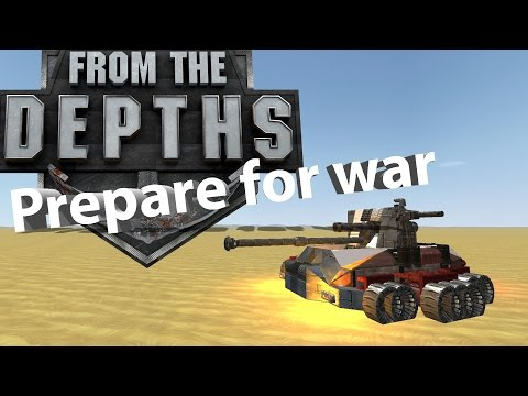 """From the Depths multiplayer - E2 """"Prepare for war"""" Ashes Of The Empire Gameplay - Playthrough"""