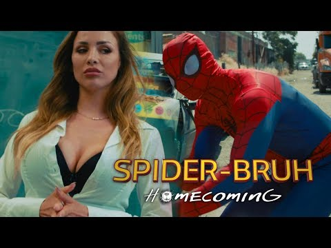 SPIDER-MAN HOMECOMING PARODY (SPIDER-BRUH) by @kingbach