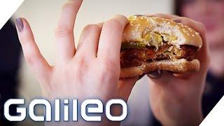 Fast-Food Lieferdienste im Test | Galileo | ProSieben
