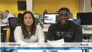 1:30PM Solent Sports News TV Bulletin
