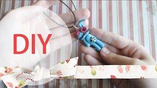 DIY: Зомби зайка / Zombie bunny