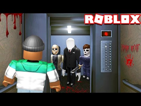 Thumbnail: SCARIEST ELEVATOR IN ROBLOX
