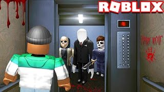 One of GamingWithKev's most viewed videos: SCARIEST ELEVATOR IN ROBLOX