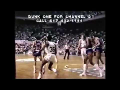John Havlicek (22/9/8) 1976 NBA Finals Game 5 Highlights