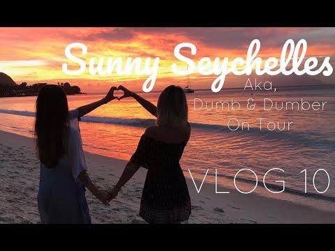 Vlog 10 : Sunny Seychelles (aka Dumb & Dumber on Tour)