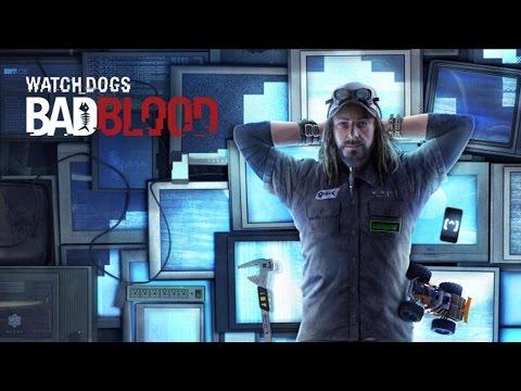 Watch Dogs Bad Blood  Pelicula Completa Español