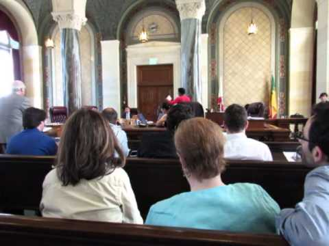 Partial Los Angeles City Council Planning Land Use Management Committee April 28, 2015