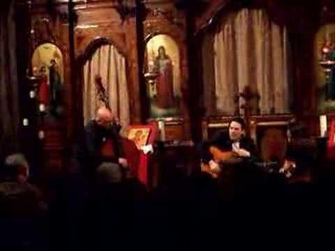 Fred Belinsky - Stomping at Decca - hommage à Django