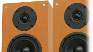 Fluance Sx6 Budget Audiophile Bookshelf Speakers: Sacd Vocal Demo (hq Stereo)