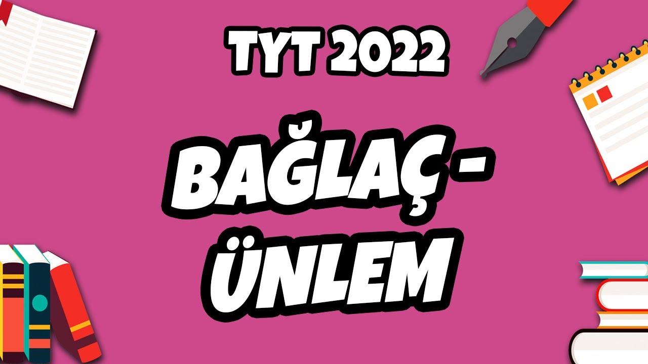 Bağlaç - Ünlem   TYT Türkçe 2022 #hedefekoş