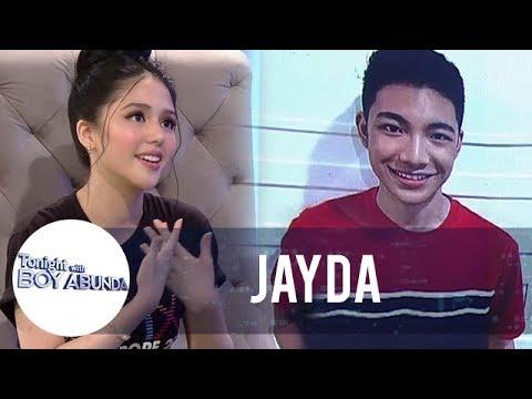 Jayda doesn't agree that Darren Espanto is a sweet guy | TWBA