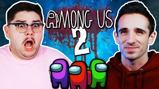 AMONG US IN REAL LIFE 2!
