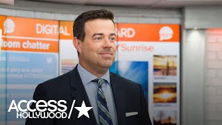 Carson Daly Faces Difficult Family Health Troubles, Dad's Health 'In Peril' | Access Hollywood