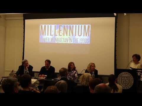 WHEN WALL STREET WAS UNOCCUPIED: Panel Discussion