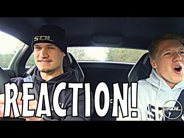 SCARING COMPETITION WINNERS IN MY LAMBORGHINI!!