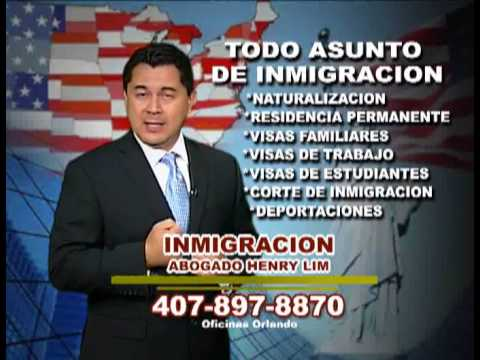 Immigration attorney serving Orlando, Kissimmee, and all of Central Florida.