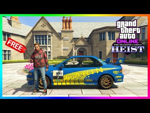 GTA 5 Online The Diamond Casino Heist DLC - NEW UPDATE! Payout Increase, Sultan Classic & MORE!
