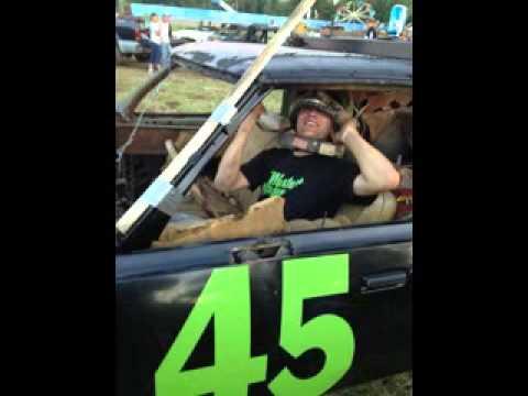 Champion SFAC 2014 - Cole Mckinnon Demolition Derby